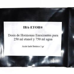 Hormona enraizante acido indol butirico